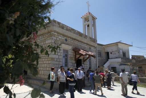 Last Christians of Israeli-controlled Golan Heights