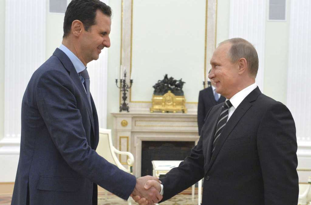 Russia Woos the World With New Plan on Syria
