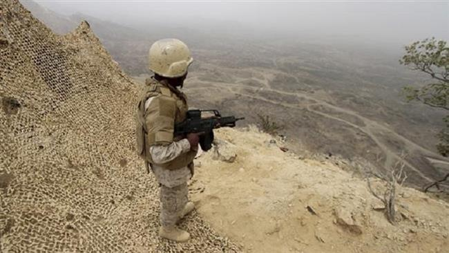 Saudi Civilian Injured by Yemeni Militant Projectile