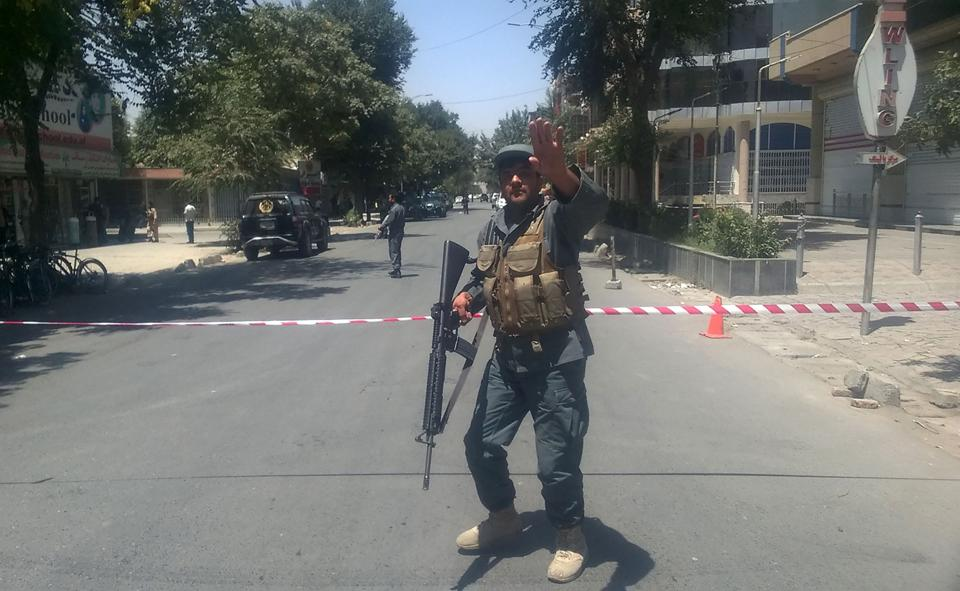 ISIS Claims Responsibility for Attack near Iraqi Embassy in Kabul