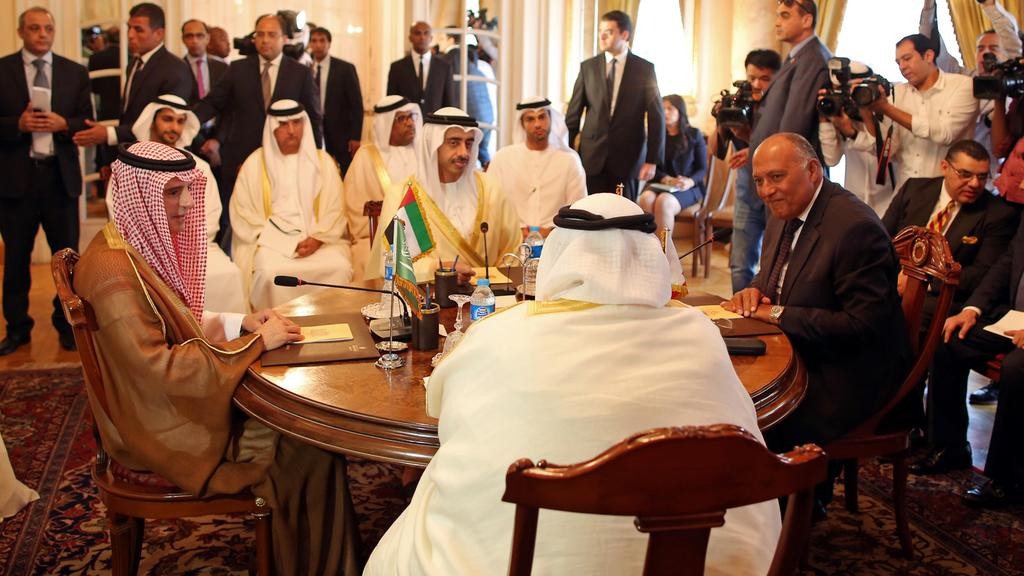 Arab Quartet Lists 9 Qatar-backed Terrorist Entities in Libya, Yemen