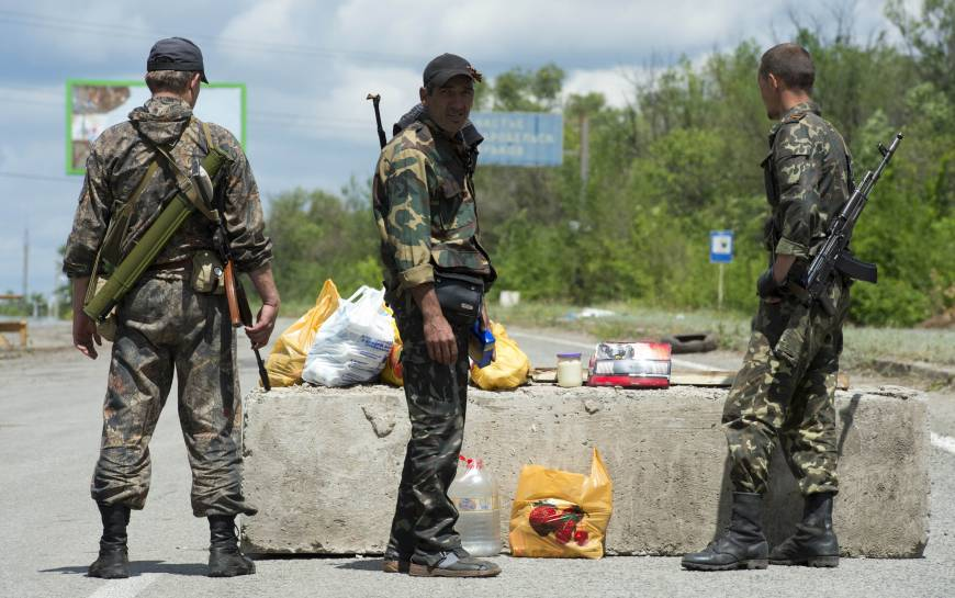 Separatists Declare New State to Replace Ukraine