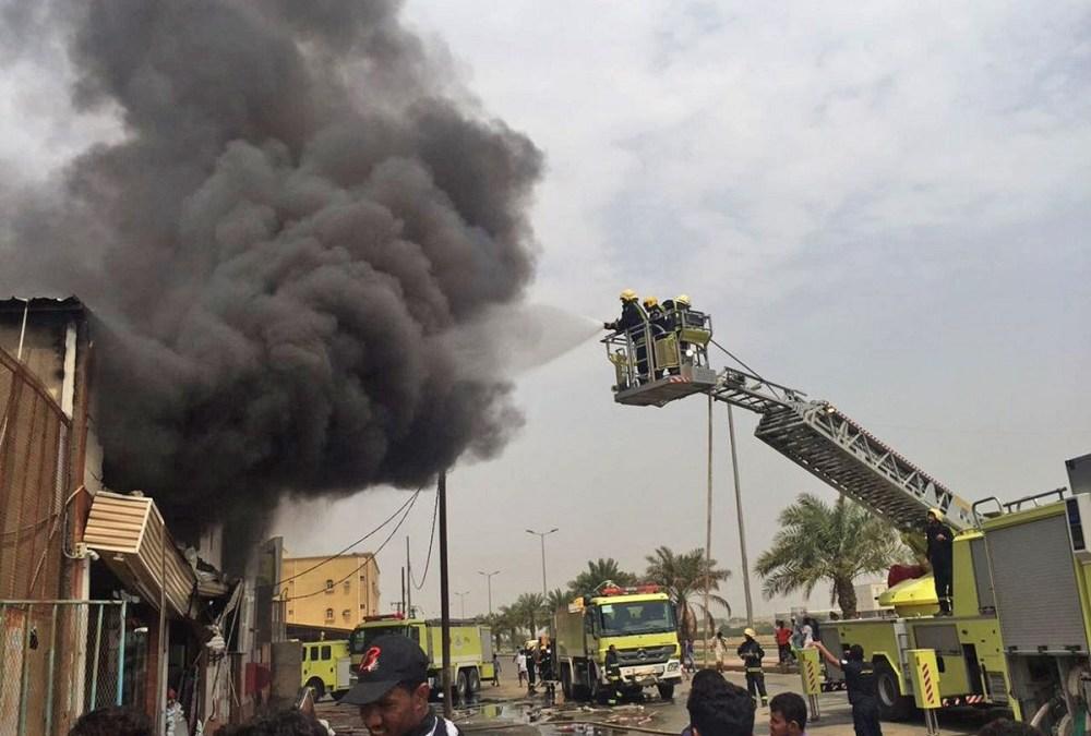11 Killed in Fire in Saudi's Najran