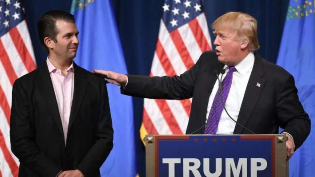 Donald Jr.-Russia Revelations are a Tipping Point but not Treason