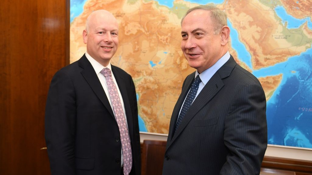 Israeli Defense Minister Receives Greenblatt with Doubts about Reaching Peace Deal