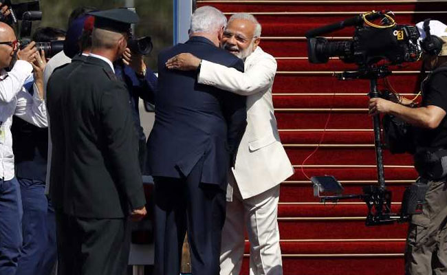 Deals Lie behind India's Shifting Stance in Supporting Israel