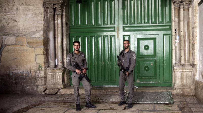 Israel Reopens Aqsa Compound after Two-Day Closure
