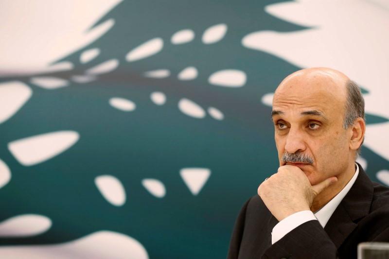 Lebanon's Geagea Calls for Settling Syrian Regime Crisis to Resolve Terrorism
