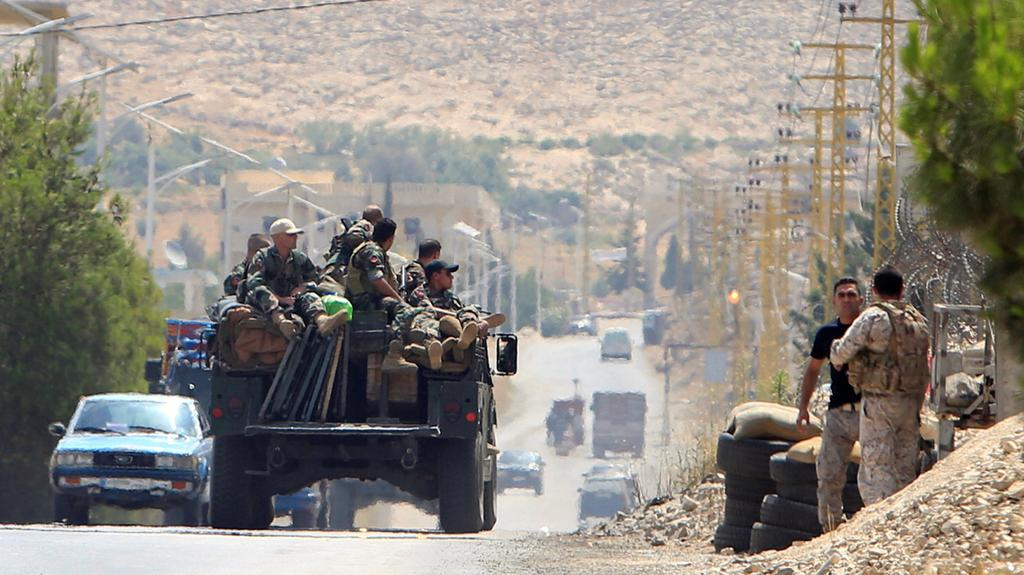 Arsal Clashes Revive Chances of Negotiations between al-Nusra, 'Hezbollah'