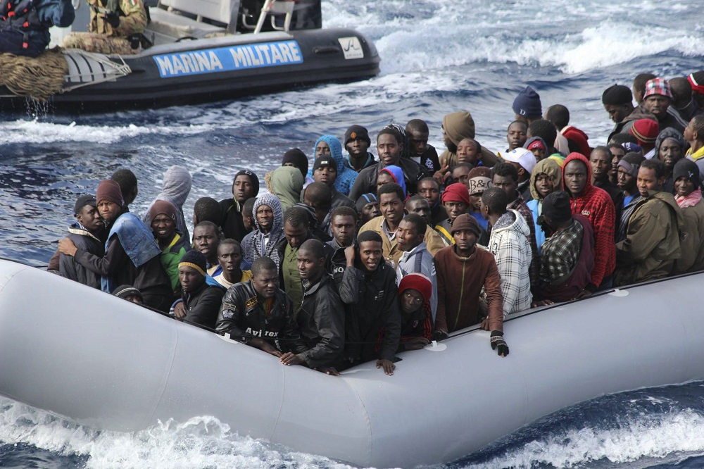 European Powers Pledge More Support to Italy, Libya in Migrant Crisis