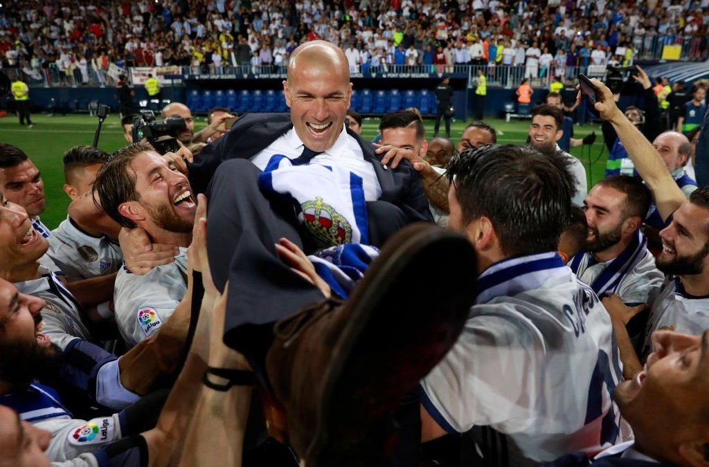La Liga in Review: Real Madrid Crowned Champs, Numerous Managers Get the Axe