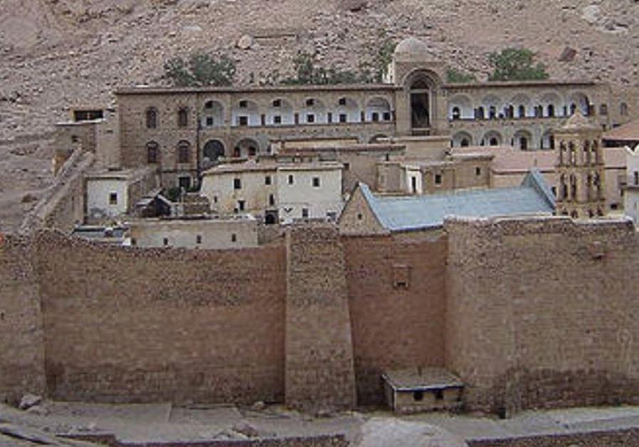 Egypt: Rare Manuscript Discovered in Saint Catherine Monastery