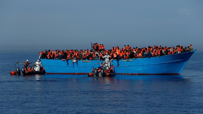 Spain Saves 57 Migrants Crossing Mediterranean from Morocco