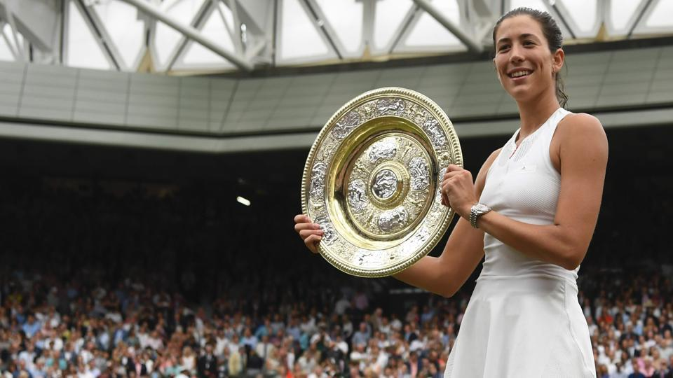 Spain's Muguruza Claims Maiden Wimbledon Title with Victory over Venus