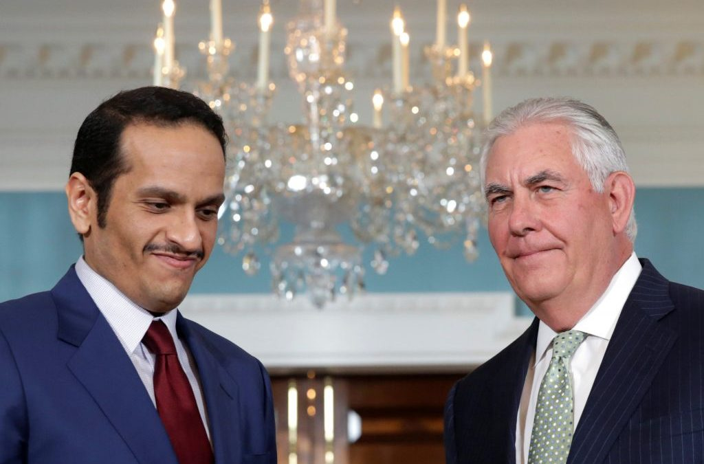 US Sources: Qatar Avoided Signing Deal to Counter Terror Financing but Conceded after the Crisis