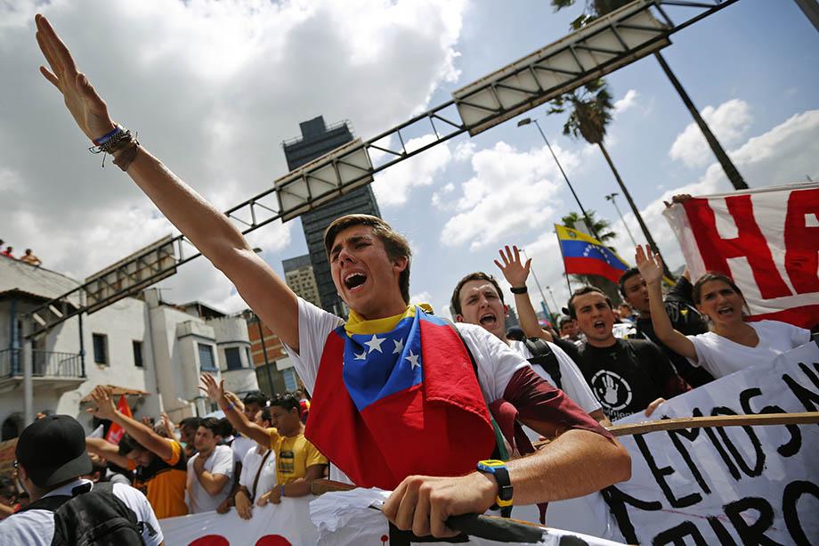 Venezuela Opposition Kicks Off National Strike to Pressure Maduro against Weekend Vote
