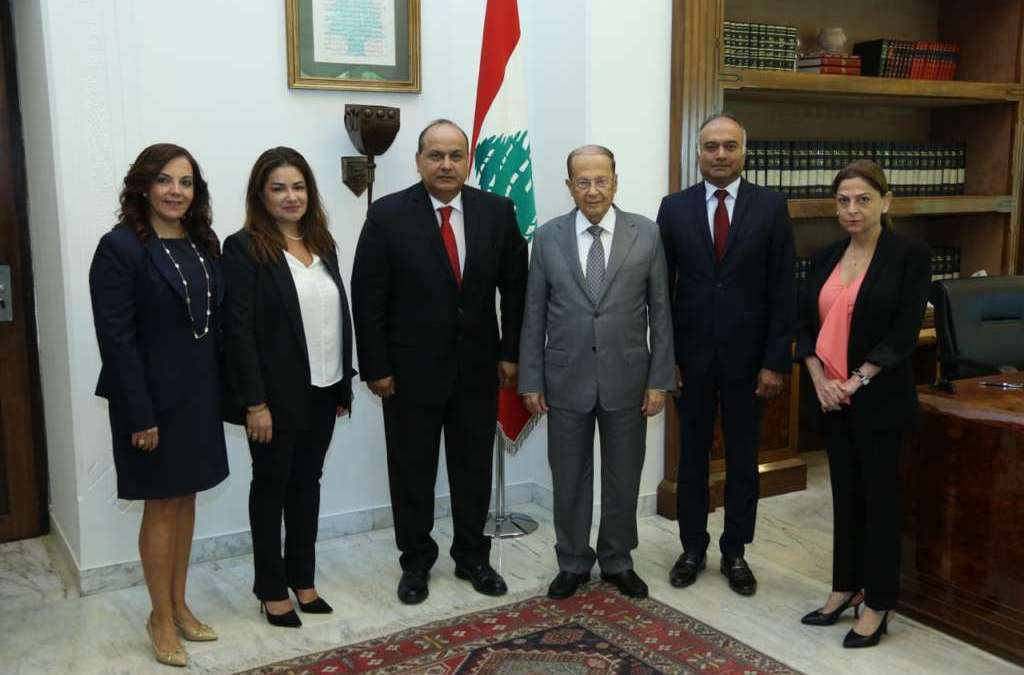 Aoun: Lebanon to Launch Comprehensive Economic Plan