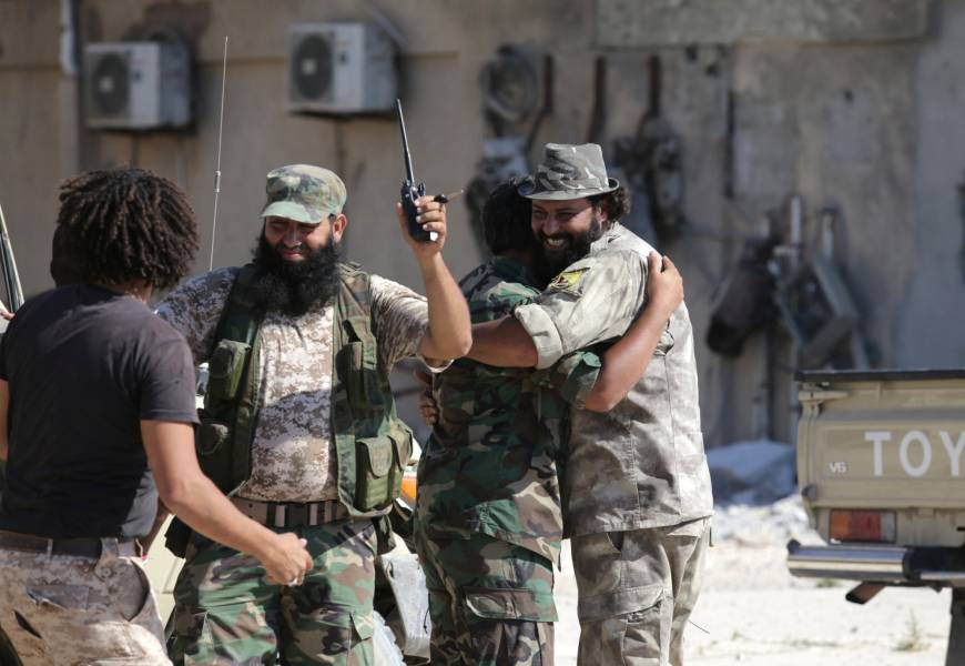Haftar Forces Announce Total Liberation of Benghazi