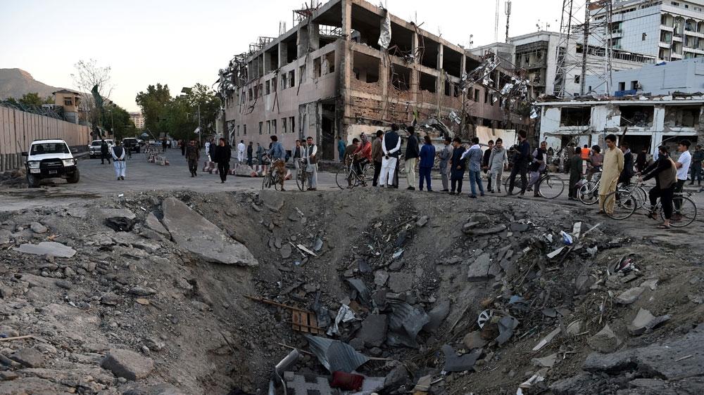 UN Paints Grim Picture on Afghan Civilian Deaths