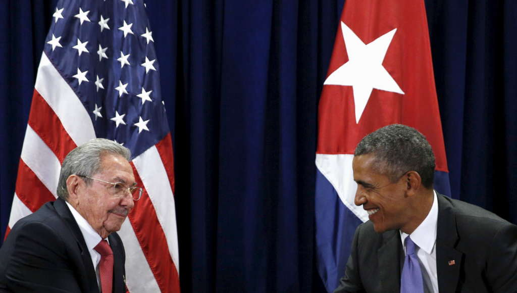 Castro Rebuts Trump, Says his Stance a 'Setback' in US-Cuba Ties