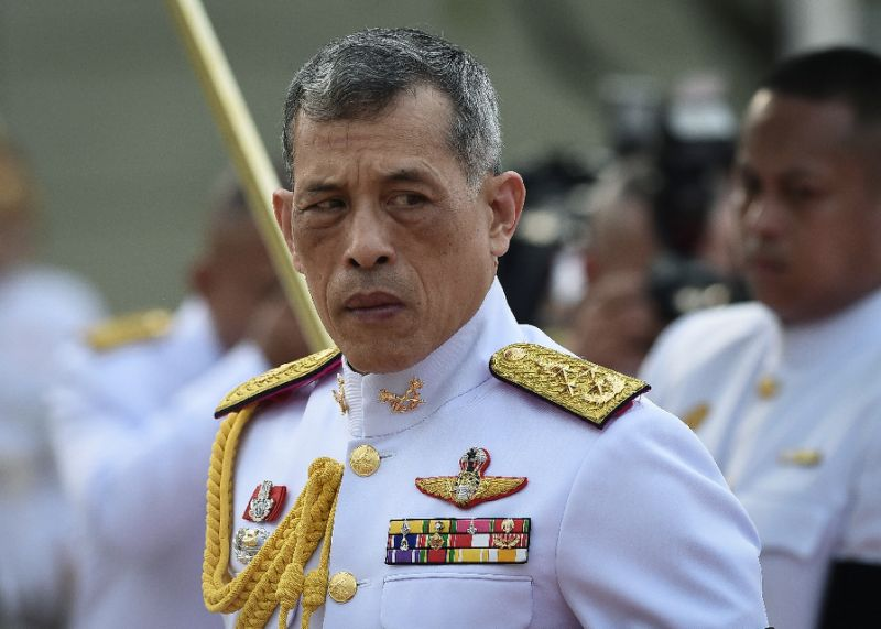 Thai King Gains Direct Control over Palace Wealth