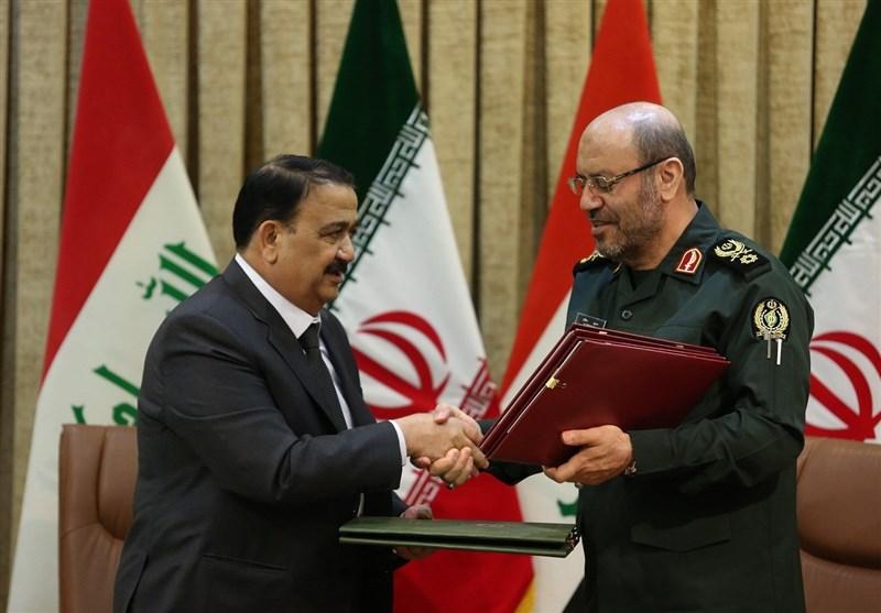 Iraqi-Iranian 'Wide-Range' Agreement to Boost Military Cooperation