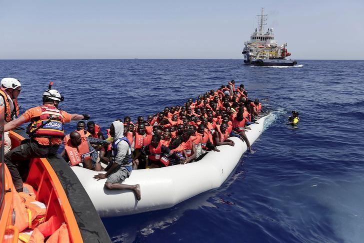Tripoli Seeks Italian Aid in Fight against Human Traffickers