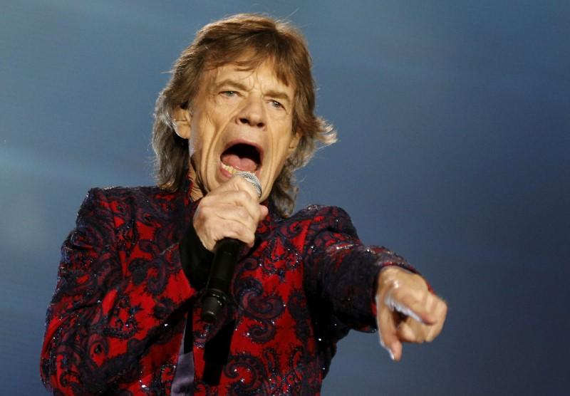 Mick Jagger Gets Political with Two New Songs