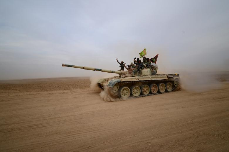 Clashes Intensify in Tal Afar as Liberation Comes Near