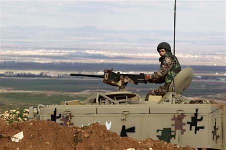 Jordan Foils Two Infiltration Attempts from Syria