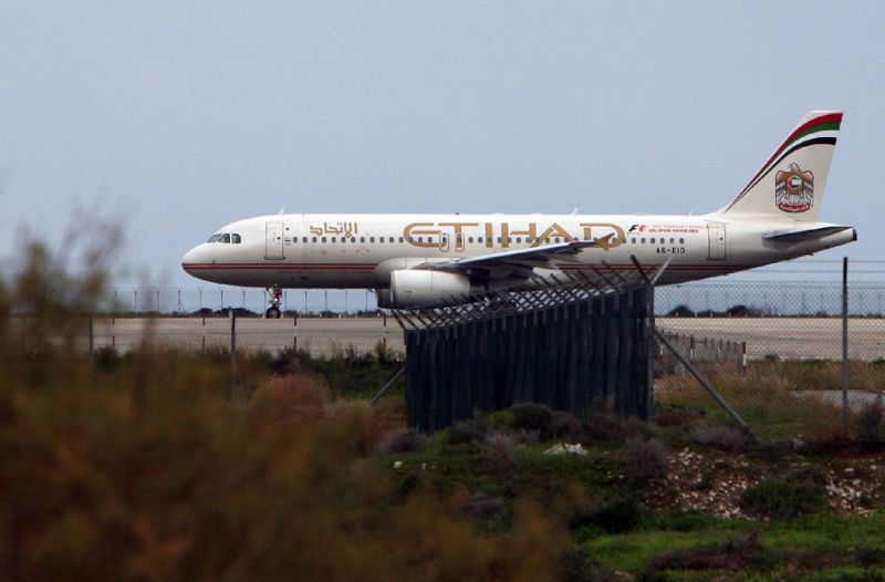 Washington Lifts Laptop Ban for Etihad Airways Flights