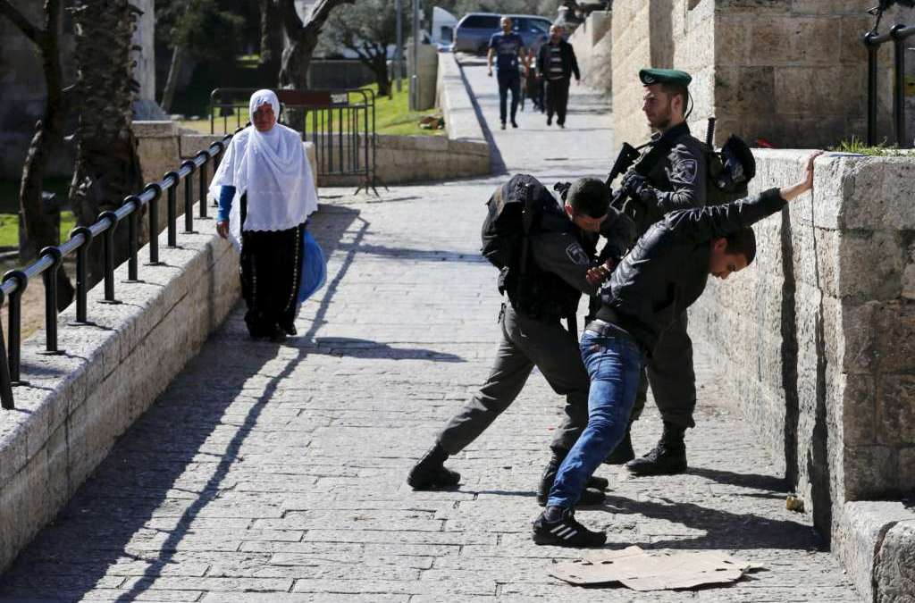 2 Israelis, 3 Gunmen Dead after Gunfight Near Holy Site