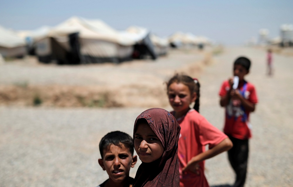 Mosul's Displaced Residents Ponder Uncertain Future