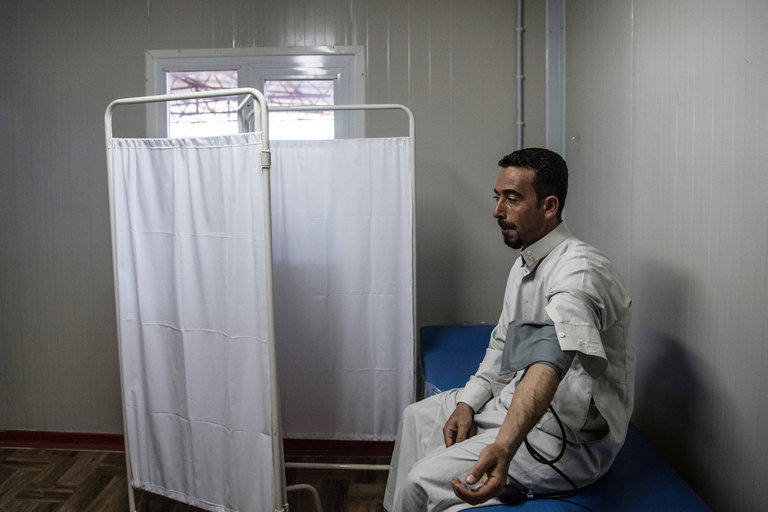 The Misery of Mosul's Injured