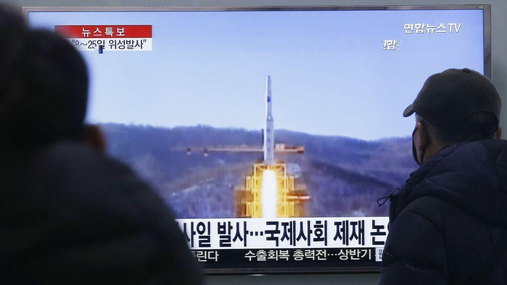 North Korea Leader Says 'All US' within Strike Range after ICBM Test