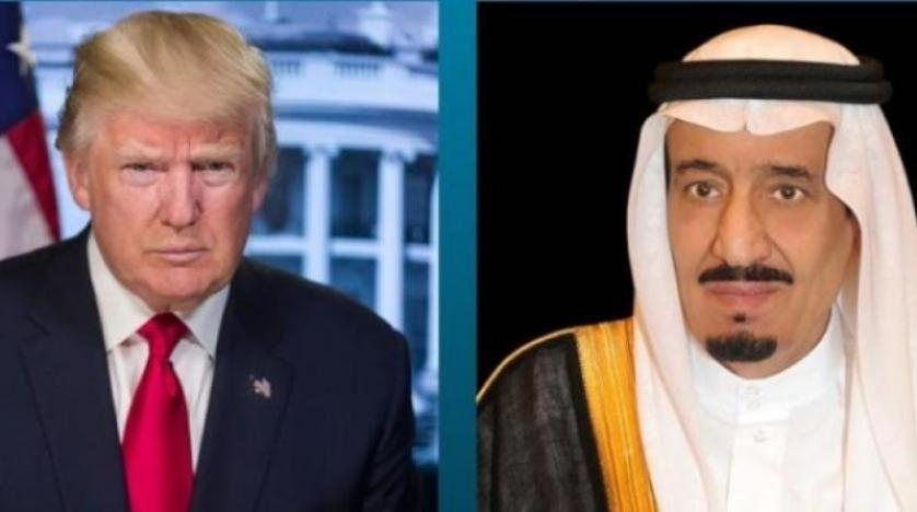 Saudi King Congratulates Trump on Defeat of ISIS in Mosul