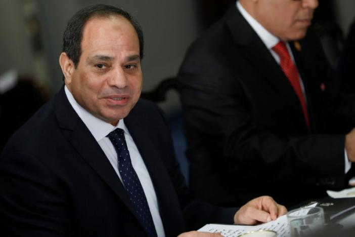 Sisi: Facing Countries Supporting Terrorism Started With 'June 30' Revolution