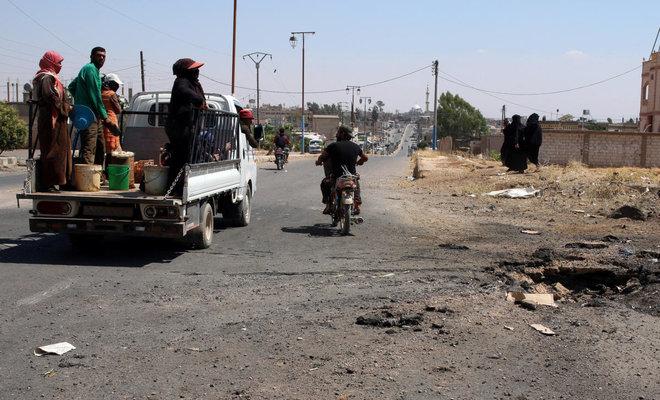 Raids On 'De-escalation Zones' Ahead Of 'Astana'