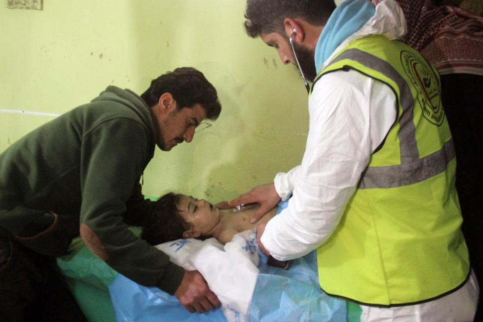 International Confirmation: Sarin Used in Syria, Ankara Makes Hints of New Operation