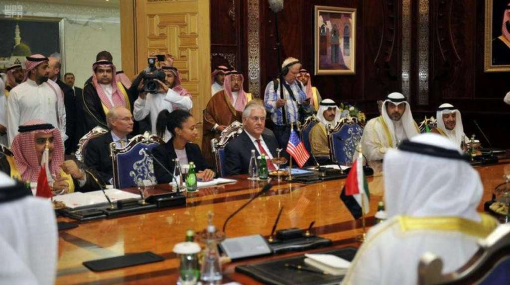 The Four States Insist on Demands, Tillerson Returns to Kuwait