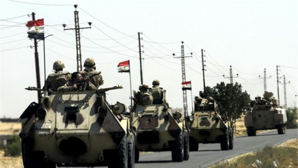 Five Egyptian Police Officers Killed in Attacks North Sinai
