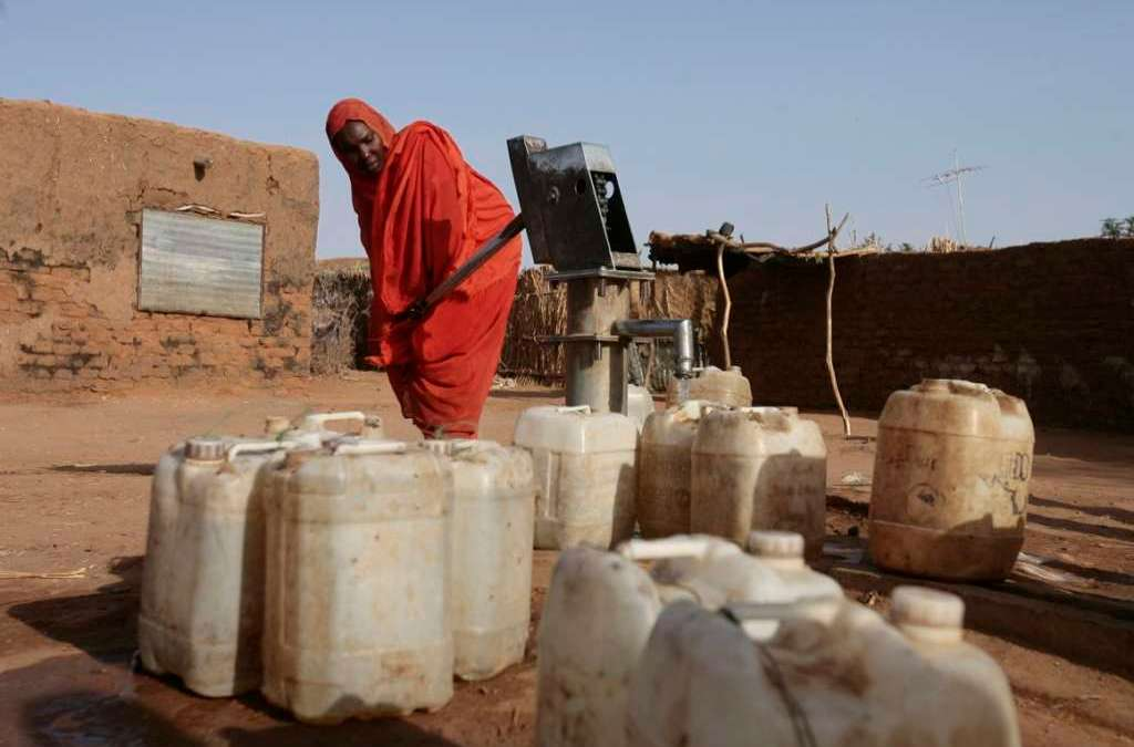 Water Scarcity in Developing Countries Threatens Europe's Economy