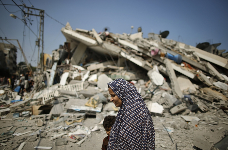 Israeli Intelligence Say Gaza 'Collapse' Is Due Any Minute