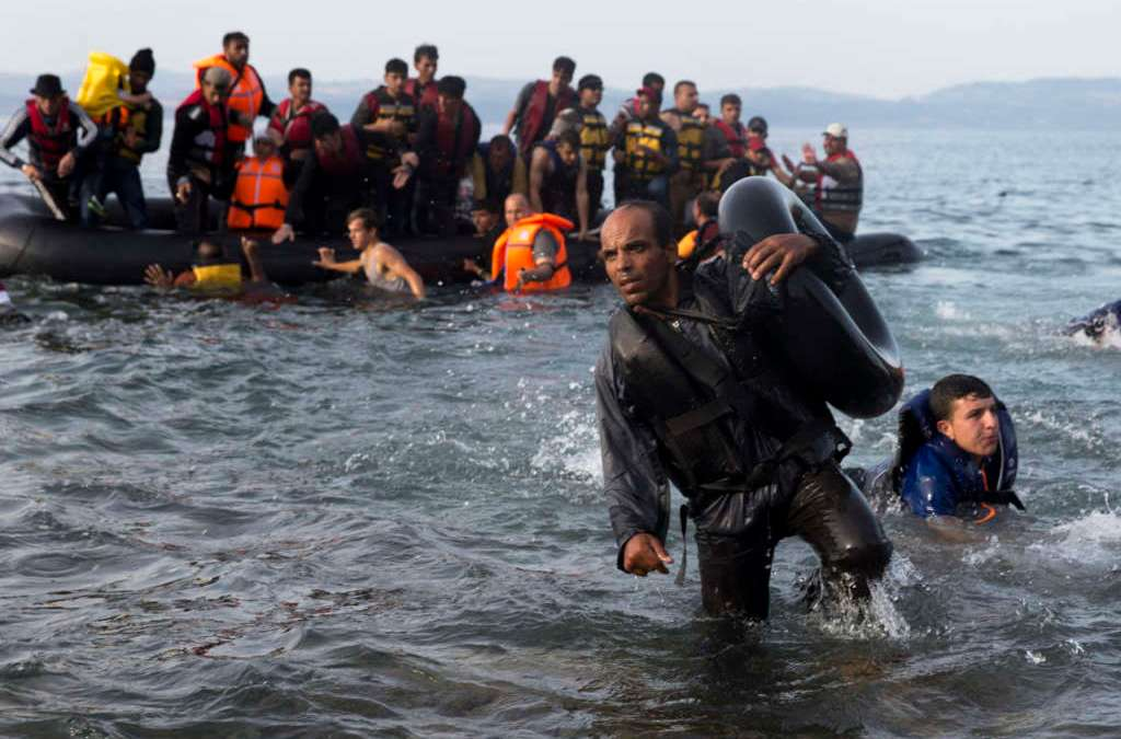 Europe's 'Big Four' Partake in Paris Summit on Migration, Africa