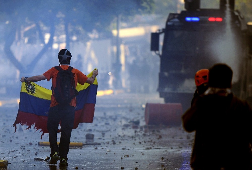 UN Decries 'Excessive Use of Force' in Venezuela as Contentious Assembly Meets again