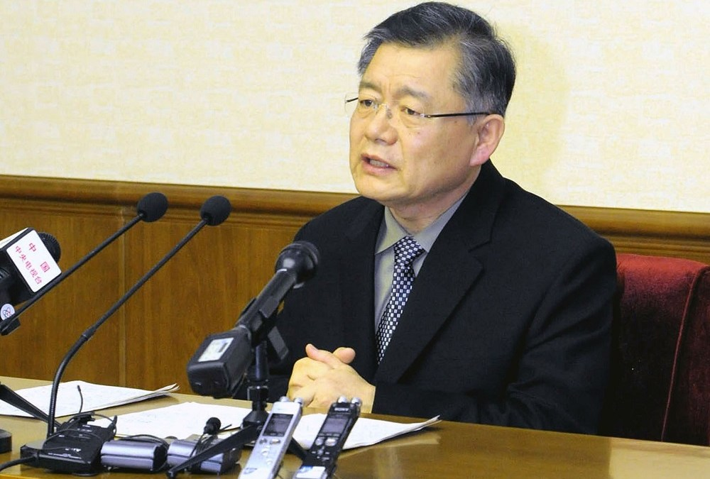 North Korea Releases Canadian Pastor after Two-Year Imprisonment