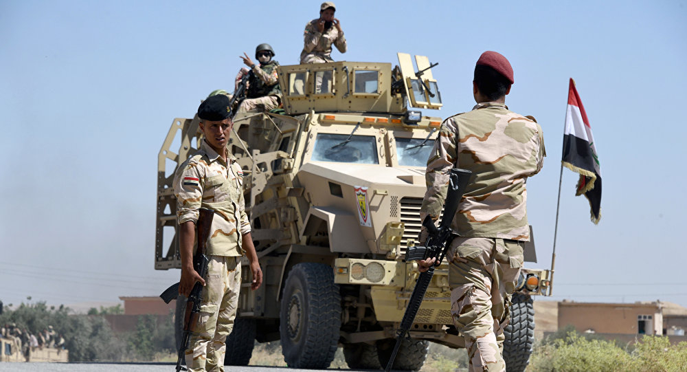 Iraqi Forces Launch Operation to Liberate Tal Afar from ISIS
