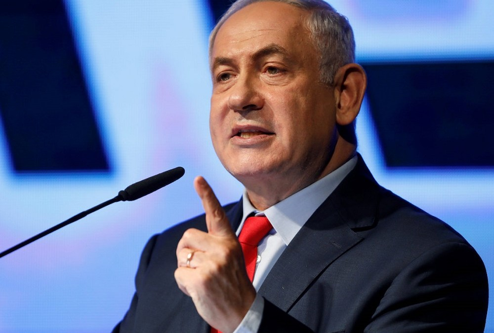 Israeli PM Says Iran Has Missile Building Sites in Syria, Lebanon
