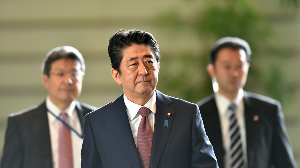 Japan PM Reshuffles Cabinet amid Slipping Public Support