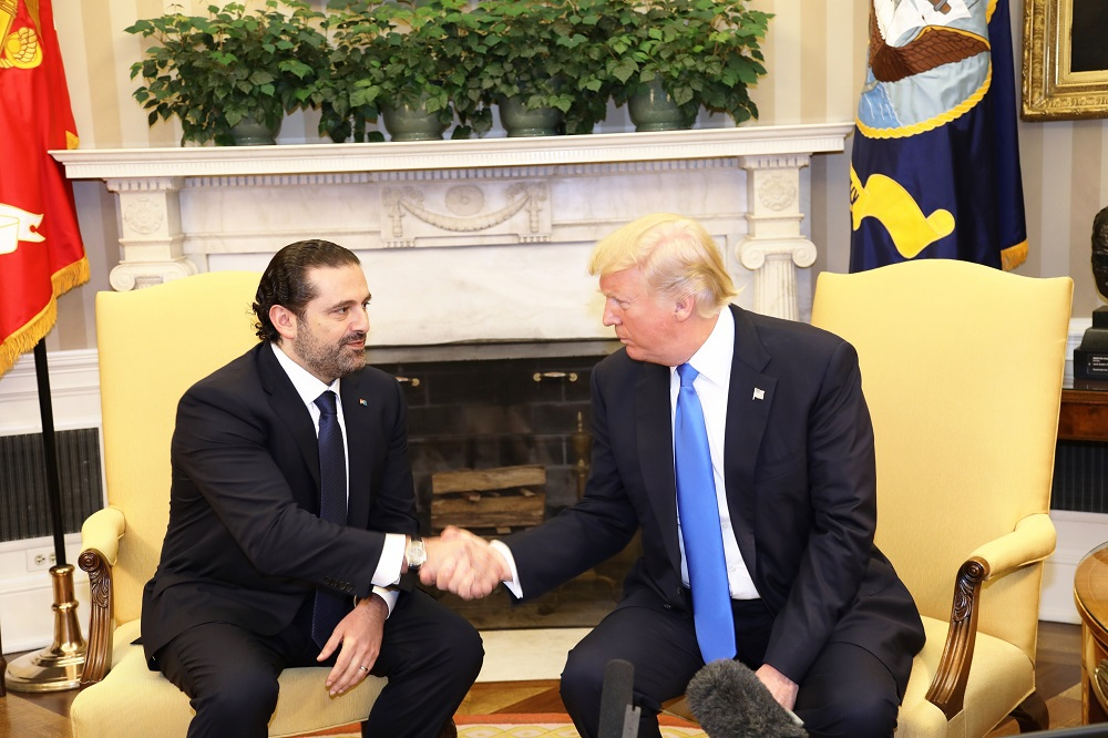 Hariri's US Trip: Backing Lebanon's Stability, Building Partnership to Reconstruct Syria
